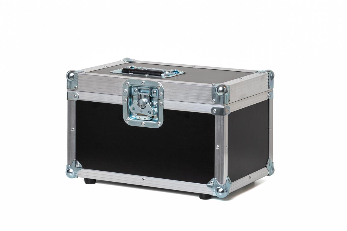 Flightcase for Power-Tiny